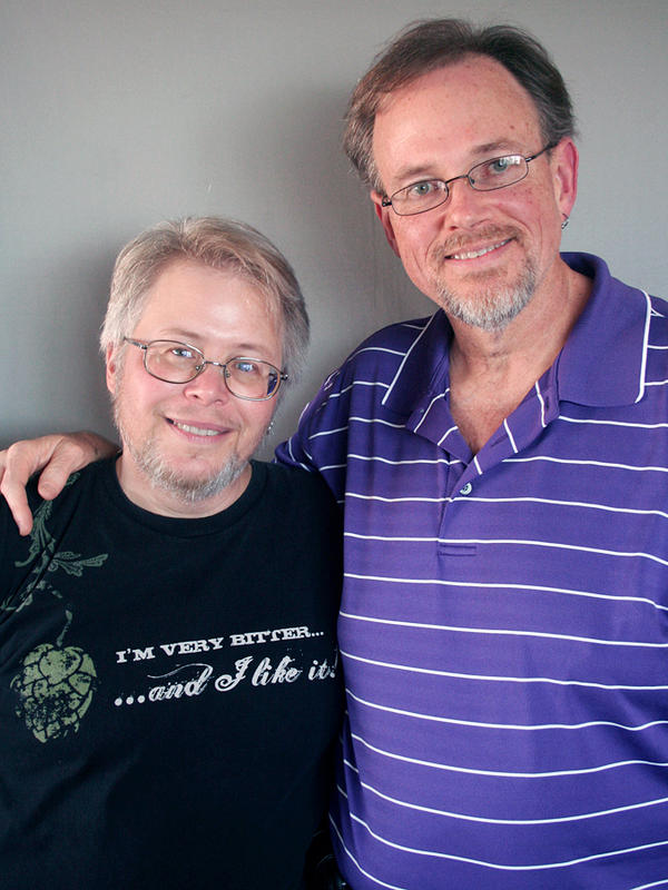 Les and Scott GrantSmith visited StoryCorps in San Diego to discuss how they moved on together, after a crisis point.