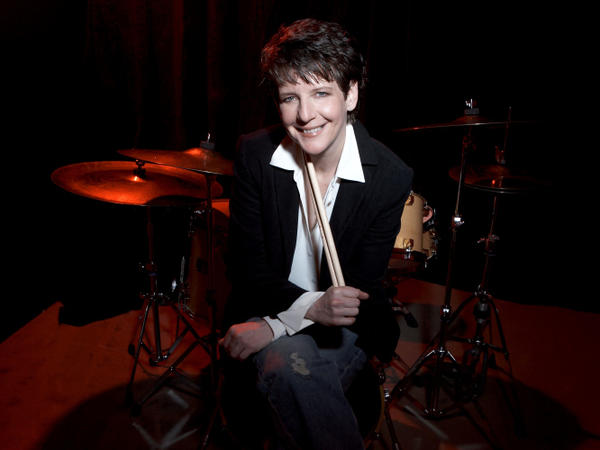 The beating heart of the all-female big band DIVA Jazz Orchestra is Sherrie Maricle.