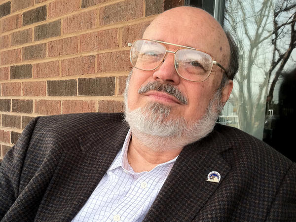 Reagan George founded the Virginia Voters Alliance to monitor voting in his state.