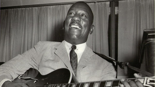The new compilation <em>Echoes of Indiana Avenue</em> collects rare early recordings by jazz guitarist Wes Montgomery.