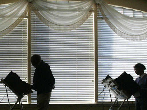 Some voters might choose not to affiliate with a political party to avoid robocalls or mailings.