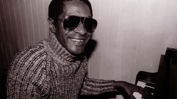 Piano player James Booker is considered a New Orleans legend.