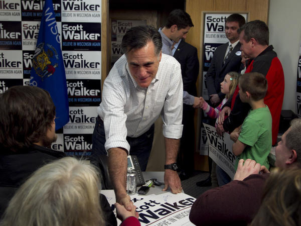 Mitt Romney should have a very good day Tuesday in the Wisconsin, Maryland and District of Columbia GOP primaries.