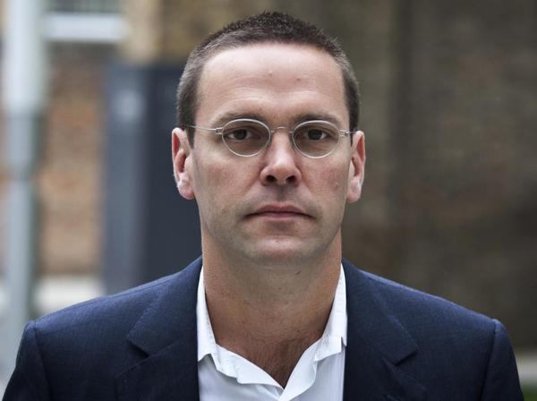 James Murdoch, in July 2011.