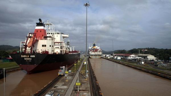 The Panama Canal is undergoing its biggest overhaul since it was opened nearly a century ago. A third channel is being built, which will allow more and larger ships to pass through.