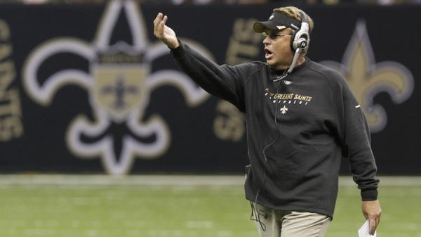 Gregg Williams, then a coach with the New Orleans Saints, in August 2011.