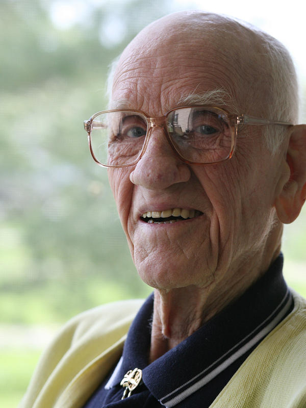 Thomas Griffin, 95, was a navigator on the ninth bomber to take off from the USS Hornet as part of the 1942 Doolittle Raid.