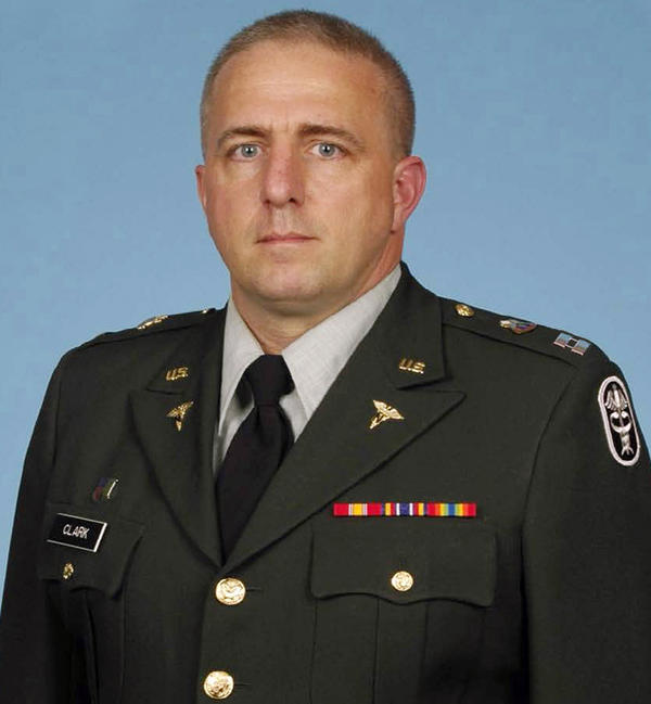 Capt. Bruce Kevin Clark.