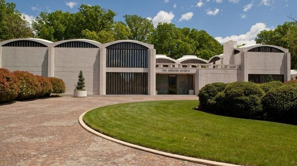 The Kreeger Museum in Washington, D.C., was once the residence of David Kreeger, former GEICO chairman, and his wife, Carmen Kreeger. It was designed in 1967 by Philip Johnson. The Kreeger is one of several museums in the country that have a special program designed for people with Alzheimer's.