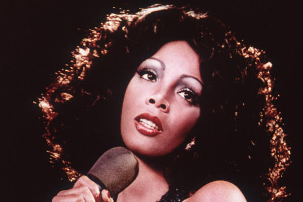 Donna Summer, known as the Queen of Disco, died Thursday at the age of 63. Here, she performs in 1975.