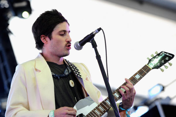 """Honestly, we would like to play ... while we're in L.A. ... but they told us not to,"" Black Lips guitarist Cole Alexander told NPR. ""So we're like, 'Whatever, we'll just record.' "" The band found a new friend (and potential collaborator) during their week off: the pop star Ke$ha."
