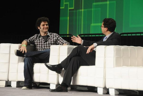 Dustin Moskovitz (left) was Zuckerberg's roommate at Harvard. His 7.6 percent stake would be worth more than $7 billion.