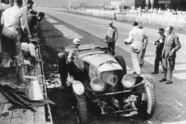 Founded in England in 1919, the Bentley brand was known for winning endurance races, like this Le Mans race in France in 1930. Rolls Royce purchased the company in 1931, and it was sold to Volkswagen in 1998. Bentley sold 2,021 vehicles in the U.S. in 2011, a 32 percent increase over 2010.