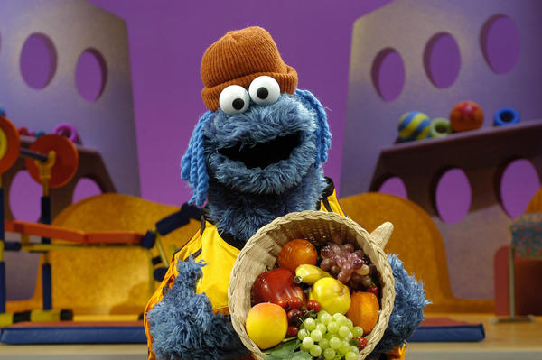 "<b>2006: Sesame Street Has Cookie Monster Eat Fruits And Vegetables. </b> Sesame Street decided to start airing Healthy Habits For Life segments. Cookie Monster explained that his new philosophy was that cookies were ""a sometimes food.""  PBS Viewer Services responded to viewers' concerns with an email saying the show had no plans get rid of Cookie Monster, and he would continue to obsess over the cookie, but would also eat fruits and vegetables. It's great to promote healthful eating habits, but can't Grover or Ernie do it?"