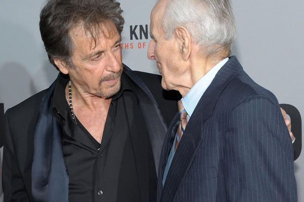 Kevorkian's life story became the subject of the 2010 HBO movie <i>You Don't Know Jack</i> which earned actor Al Pacino awards for his portrayal of Kevorkian. The two were pictured together at the movie's 2010 premiere in New York City.