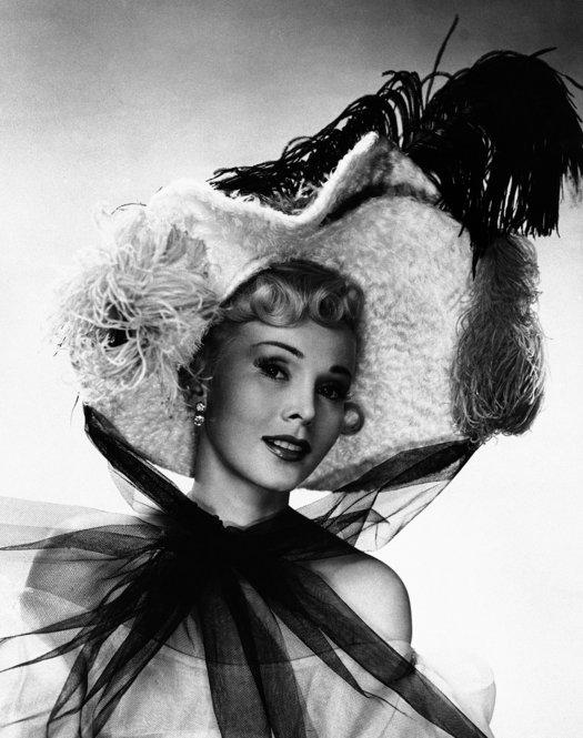Actress Zsa Zsa Gabor played Jane Avril, star of the famous Paris Dance Hall, in the 1952 film <em>Moulin Rouge.</em>