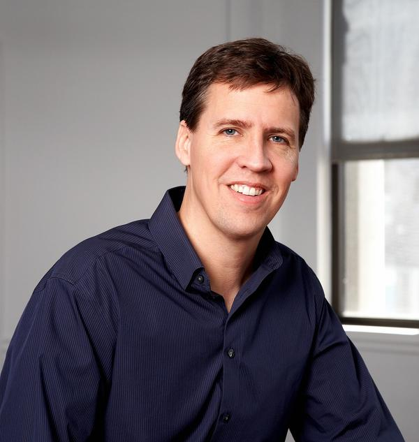 "Jeff Kinney is an author, cartoonist and game designer. He lives in southern Massachusetts and has two sons. <a href=""http://www.npr.org/contact/backseatbookclubdiary.html"">Click here to submit your questions for Kinney</a>."