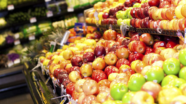 Apples made the top of the list for produce containing pesticide residue, but how much is unsafe?