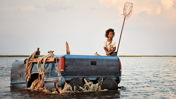 Quvenzhane Wallis, who was 6 at the time of production, plays Hushpuppy in <em>Beasts of the Southern Wild</em>, a fantastical tale about self-reliance and community after a storm in Louisiana.