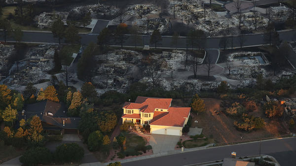 Nearly 350 homes have been destroyed by the Waldo Canyon fire in Colorado.