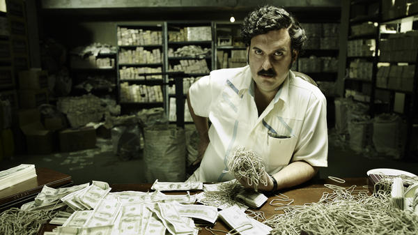 The TV series <em>Pablo Escobar: Boss of Evil,</em> starring Andres Parra as the eponymous Colombian drug lord, is revisiting a dark period in the country's history.