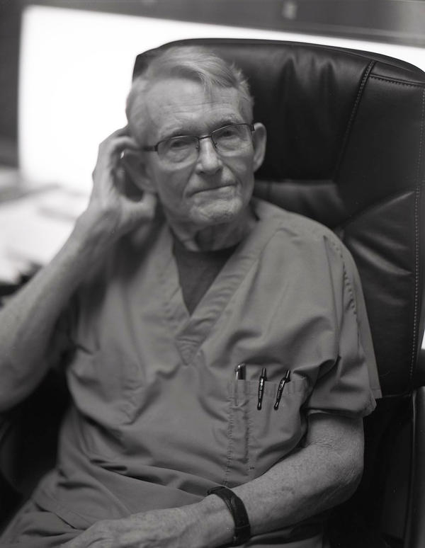 Donald Rasmussen, 84, a pulmonologist in Beckley, W.Va., says he has tested 40,000 coal miners in the last 50 years.