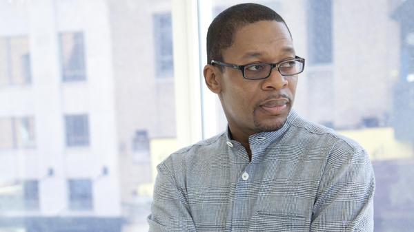 Saxophonist Ravi Coltrane is the son of jazz icons John and Alice Coltrane. His new album <em>Spirit Fiction</em> was released June 19.