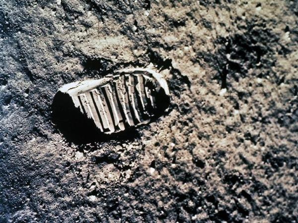 On July 20, 1969, the world watched Neil Armstrong take humankind's first steps on the moon.