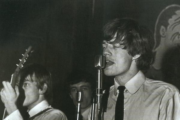 A little band called the Rolling Stones used to play at Eel Pie Island, an eclectic London teen scene in the 1960s.