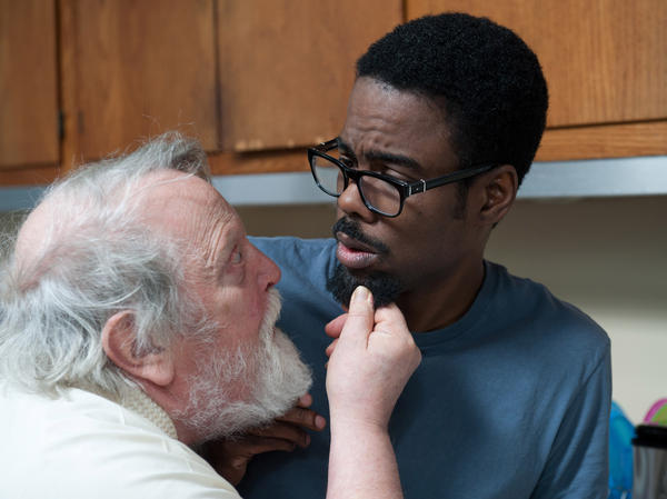 Delpy's own father, Albert Delpy, plays her character's father, who doesn't speak a word of English. This complicates things with her boyfriend, Mingus (Chris Rock).