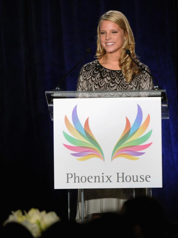 Sofia Capria of Phoenix House.