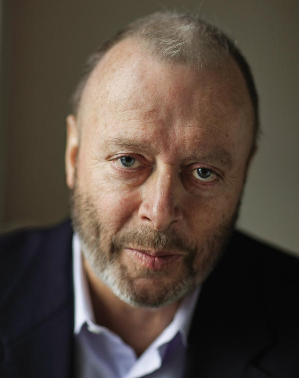 Christopher Hitchens, who died in December 2011 from complications related to esophageal cancer, was a columnist for <em>Vanity Fair</em>, and the author of <em>Hitch-22</em> and <em>God Is Not Great</em>.