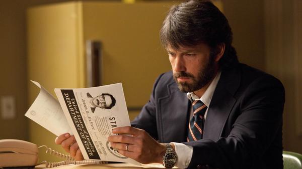 Ben Affleck directed and stars in <em>Argo</em>.
