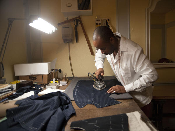 "See photos of Peter Frew and other tailors in <a href=""http://www.nytimes.com/slideshow/2012/09/05/magazine/04-greenfield-tailor.htm"">this slide show </a>from <em>The New York Times Magazine.</em>"