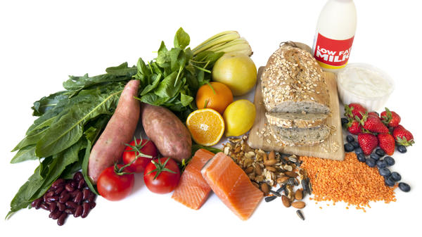 Eating low-glycemic foods, or foods that take longer to digest, may help you feel fuller for a longer period of time.