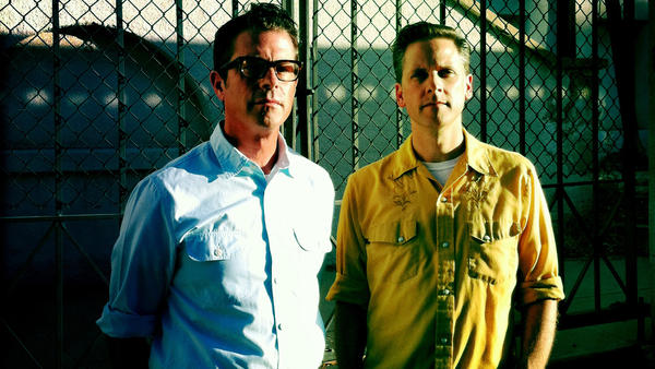 John Convertino and Joey Burns have been performing as Calexico since 1996. Their latest album is called <em>Algiers</em>.
