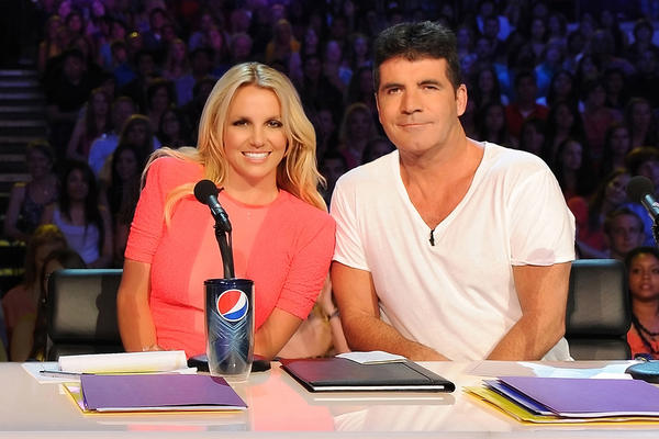 Britney Spears was recently added as a judge to Simon Cowell's singing competition, <em>The X Factor.</em>