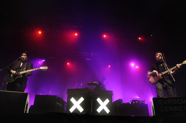 Echoes of Aaliyah's rhythmic and spare instrumentals and soft vocal style can be heard in the music of the British trio The xx.