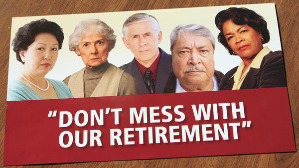 A 2010 political mailer produced by Mammen Group on behalf of Rep. Gerry Connolly, D-Va.