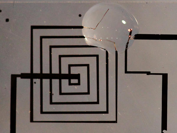 Circuits like this one could be useful in implantable medical devices.