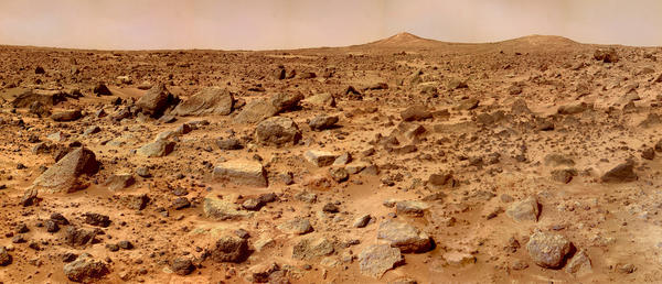 <strong>Pathfinder, 1997: </strong>The first mission to land a rover on Mars, Pathfinder touched down in Ares Vallis, an ancient flood plain in the planet's northern hemisphere. Among the 2.3 billion bits of data sent back by the lander and its rover, Sojourner, were 15 chemical analyses of rocks and soil, which suggested Mars had once had liquid water and a thicker atmosphere.