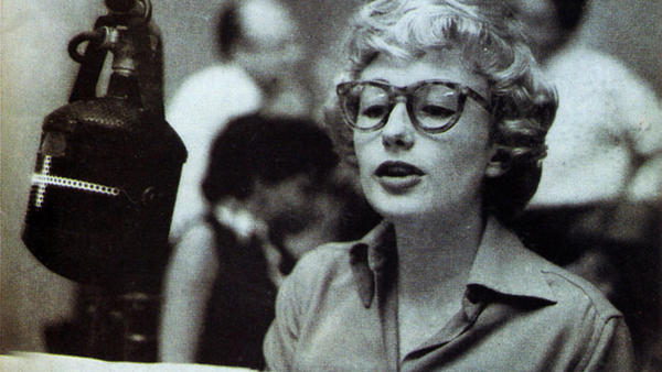 Blossom Dearie.