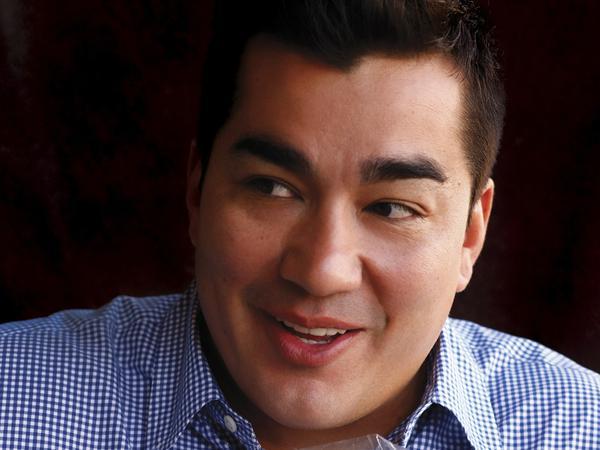 Chef Jose Garces published his first cookbook, <em>Latin Evolution</em>, in 2008.