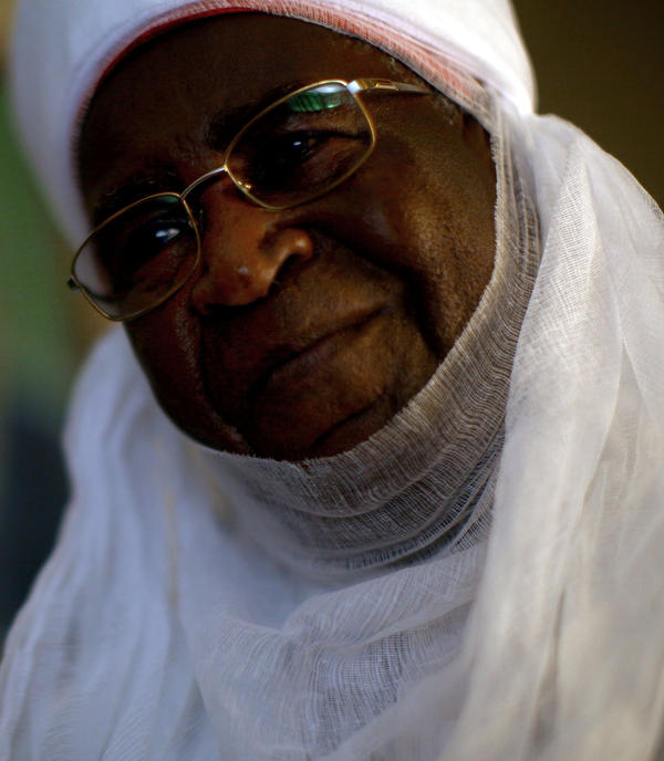 Wada Mohamed Aliyu is the representative for the emir of  Kano state, the highest-ranking Muslim leader in the area. Local imams boycotted polio vaccination in 2003 and 2004, but they now solidly support immunization.