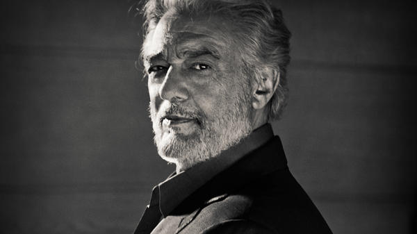 Placido Domingo's new album, <em>Songs</em>, is his first collection of pop music in more than 20 years.