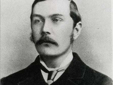 Sir Arthur Conan Doyle was a Scottish physician and writer best known for penning stories about the detective Sherlock Holmes.