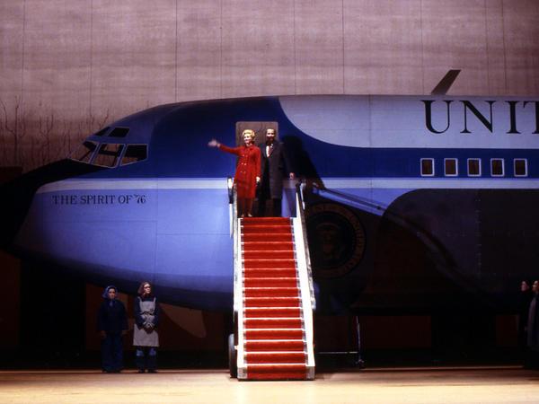 The original production of John Adams' Nixon in China (at Houston Grand Opera) celebrates the 25-year mark.