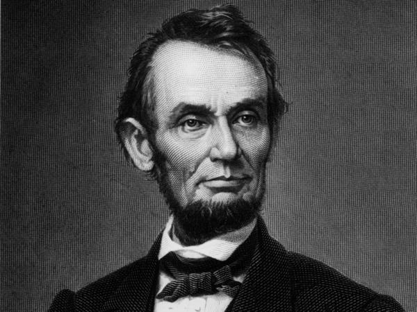 Abraham Lincoln, circa 1850. Lincoln was a political non-entity before he was elected. Why is he more widely known to history than the presidents who came immediately before and after him?