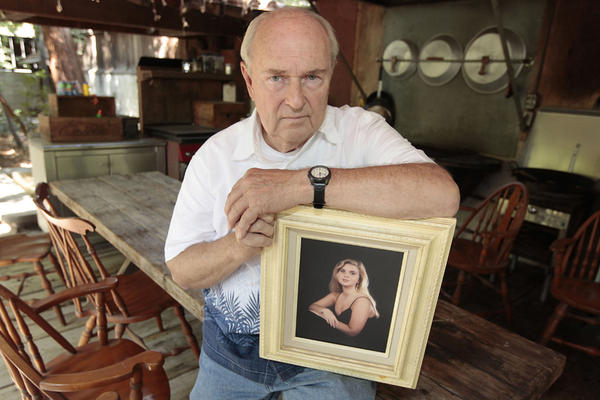 Mike Reynolds authored California's three-strikes law after his daughter, Kimber, was killed in a 1992 purse snatching. On Tuesday, Californians approved a ballot initiative that weakens the law — a measure Reynolds opposed.