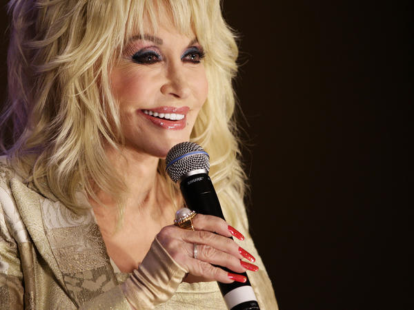 """Dolly Parton, known as """"The Queen of Country Music,"""" has won eight Grammys and sold more than 100 million records."""